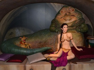 Launch Of Star Wars Attraction At Madame Tussauds