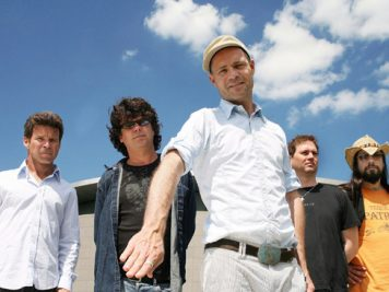 HANDOUT PHOTO; ONE TIME USE ONLY; NO ARCHIVES; NOTFORRESALE MANDATORY CREDIT Members of The Tragically Hip (left to right) Gord Sinclair, Paul Langlois, Gord Downie, Johnny Fay and Rob Baker are shown in a handout photo. THE CANADIAN PRESS/HO-Clemens Rikken MANDATORY CREDIT